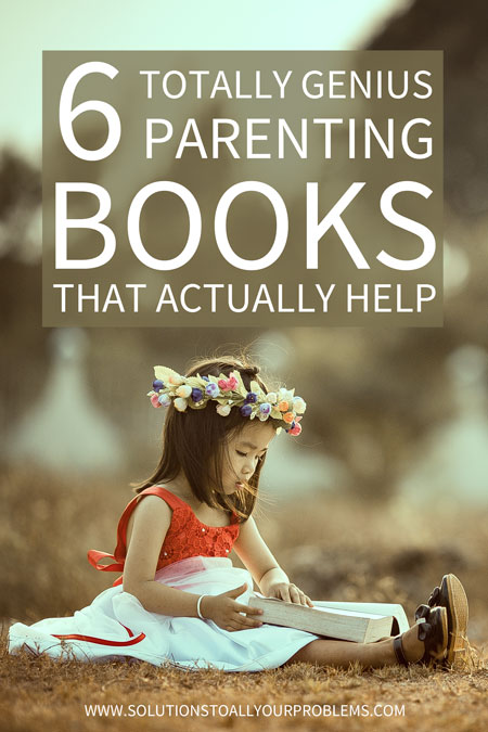 Are you looking for parenting tips? Check out this list of parenting books that ACTUALLY help...