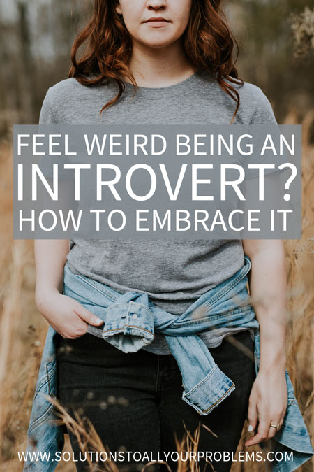 Being an introvert make you feel like a weirdo? This article lists 5 ways to gain more confidence and learn to love your introvert self! :)