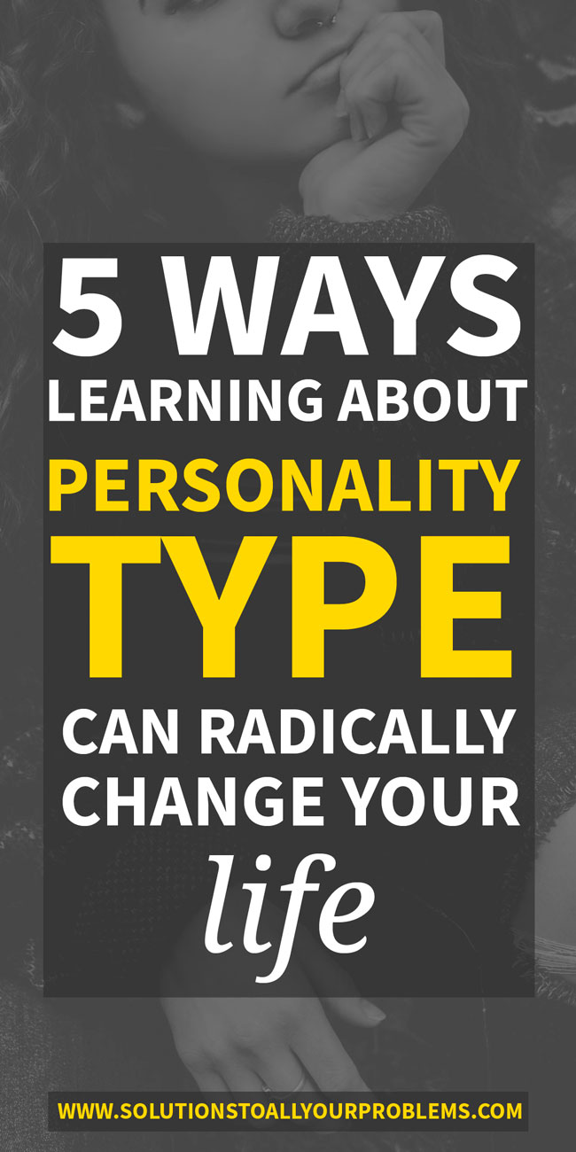 5 benefits of learning your Myers Briggs personality type || Personality test || MBTI