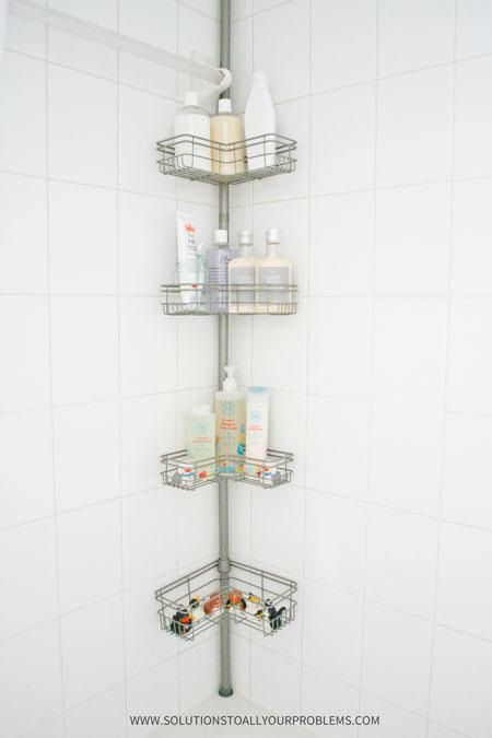 organizing-ideas-for-shower-tub