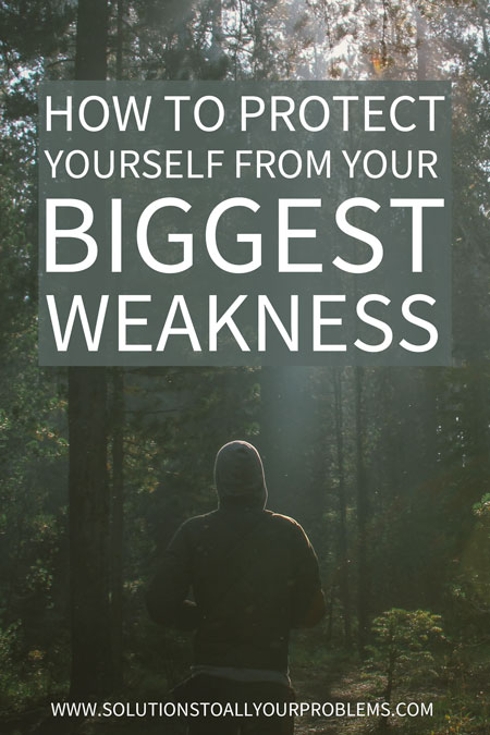 How to find out your biggest weakness and what to do about it. || Myers Briggs cognitive functions. || Personality types.