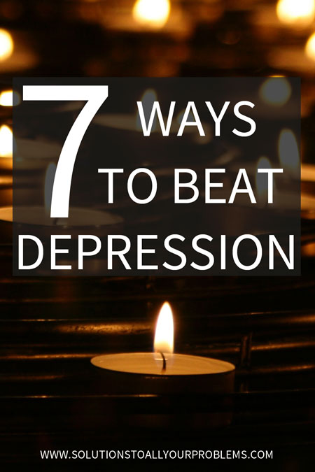 Recovery from depression is possible. 7 ways to overcome depression from someone who has been there.
