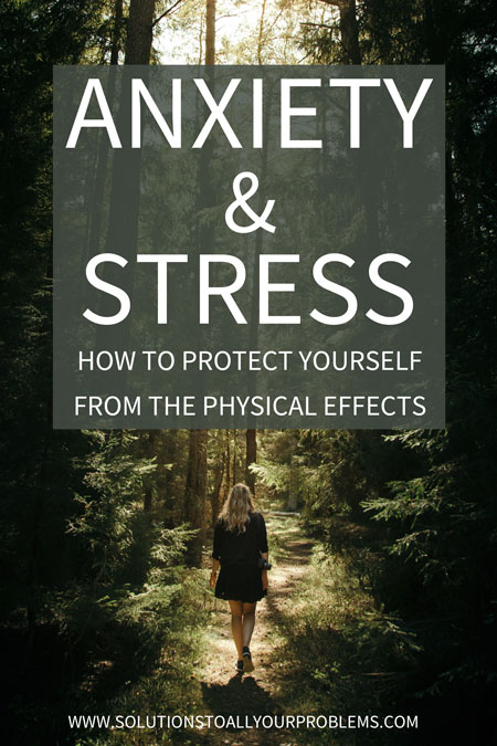 Looking for stress and anxiety relief? Check out this article on avoiding the negative health consequences of anxiety and stress.