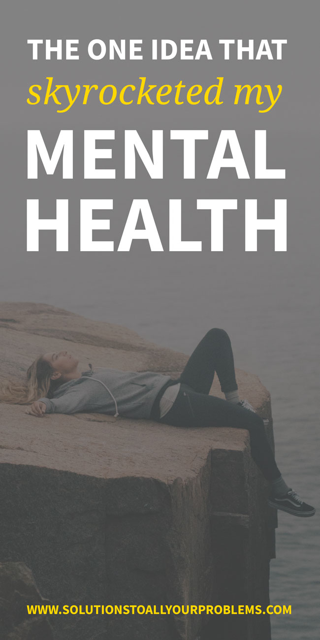 Mental health recovery: Out of all the mental health tips, this one has been the most helpful for me. Check it out if you are looking for help with depression and anxiety.