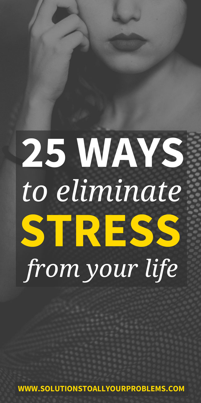 Want to learn how to reduce stress? I was once drowning in overwhelm, but I survived and found relief using these 25 stress management strategies.