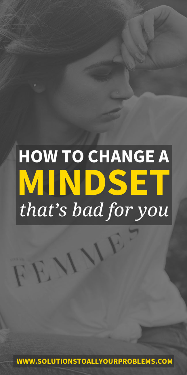 How to change your mindset - not just temporarily - but long enough to really reap the benefits. Here are three practices that have helped me let go of unhelpful negative thought patterns.