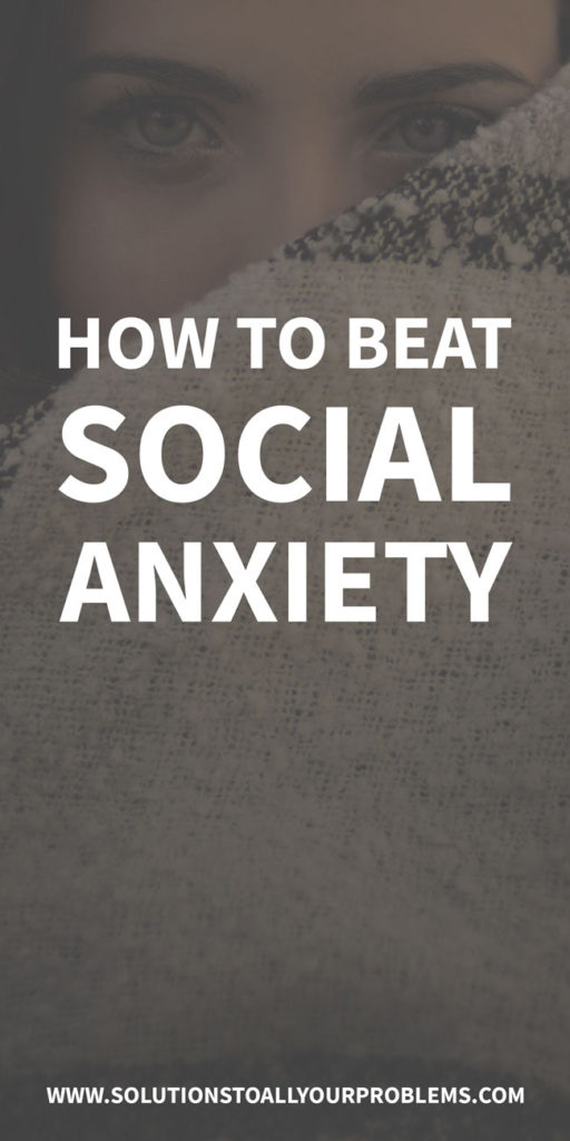 Overcoming Social Anxiety: 3 steps that have helped me beat social anxiety!