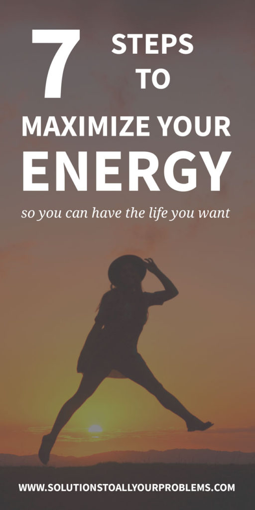 How to have more energy all day!