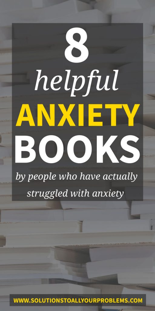 Must-read anxiety books!