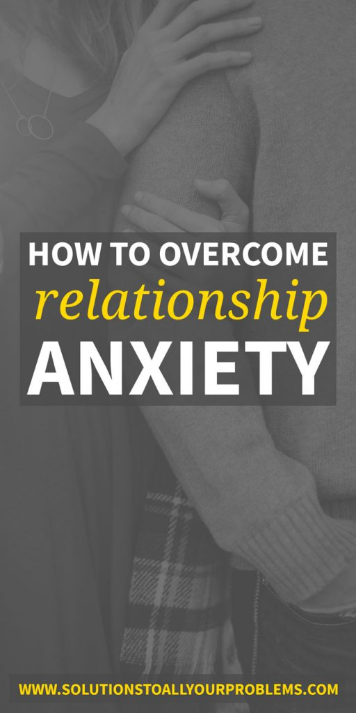 How I overcame relationship anxiety...