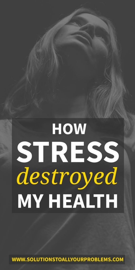 My story of overcoming chronic illness as a highly sensitive person (HSP).  How stress destroyed my health and how I finally got better. :)